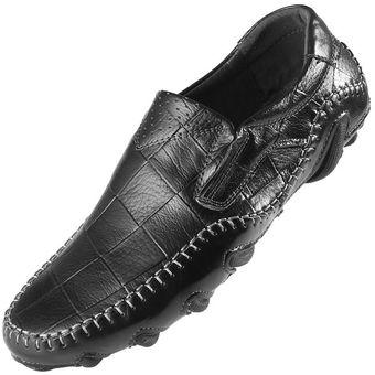 9a89518f Primavera Verano Otoño Invierno Hombre Casual coincidencia de todos los  zapatos de cuero de estilo de