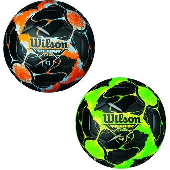 8e0fa6a95b662 Compra Balón de Fútbol Wilson Pelota de Fútbol Sala Rebar Número 4 ...
