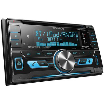 Compra Autoestéreo Kenwood DPX530BT 2-Din CD Bluetooth IPhone iPod ... f31d8de54c2