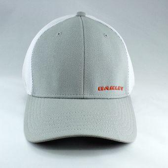 Compra Gorra Para Hombre Oakley 911021-22Y - Gris online  7bf4f972229