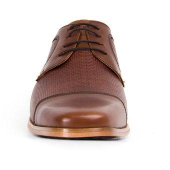34165b79a2d Compra Zapatos Brantano Para Caballero Vestir - Tb7064 Cognac online ...