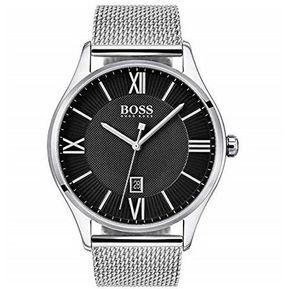 13b0a57d2491 Reloj Hugo Boss Governor 1513601 Para Caballero-Plateado