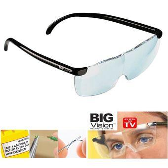 9e979ffeec968 Compra Lentes Aumento 160% Gafas Lupa Big Vision Originales ...