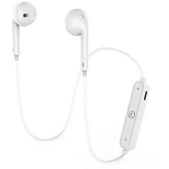 EW S6 auriculares deportivos auriculares Bluetooth inalámbricos auriculares para IPhone Samsung