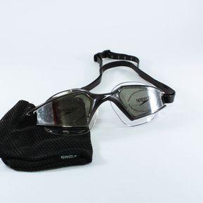 ebdfb4a8d7 Gafas De Natacion Aquapulse Max Mirror Speedo - Negro