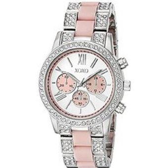 d71cff227ad7 Compra Xoxo - Reloj XO5919 para Mujer- Plateado   Rosado online ...