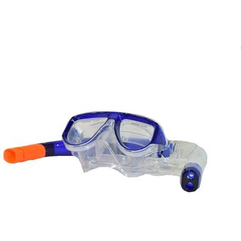 c241ee60d Compra Snorkel Profesional Buceo Marfed Luneta Valvula Mascara ...
