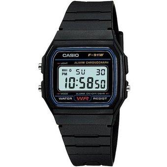 1171ff62ad70 Compra Reloj Casio Vintage F91 Para Caballero- Negro online