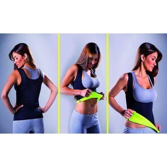 sale retailer 7107f 18a7a Agotado Chaleco Reductor Thermo Shaper Mujer  Elimina Toxinas Reafirma Tu  Cuerpo