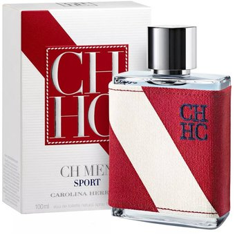 Compra Perfume Original Carolina Herrera Ch Men Sport 100ml Para