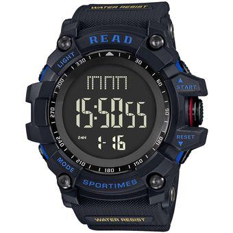Compra OHSEN AD1702 reloj digital De Los Hombres Reloj online ... 593363edae05