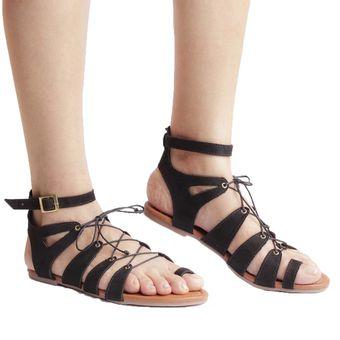 "2f5d05a90f Compra Sandalia Gladiadora Fashion ""Laily"