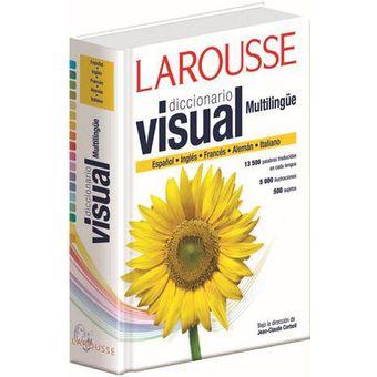 5d51676cb3 Compra Larousse diccionario visual multilingue   2 ed. Pd. online ...