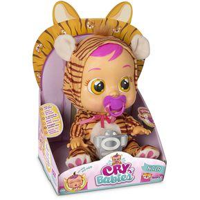 Muñeca Bebes Llorones Cry Babies Baby -Nala - Boing Toys 06162ff24c5