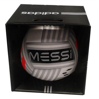 Agotado Balón De Fútbol Soccer Original Adidas Modelo Messi Glider  Resistente - Blanco   Anaranjado d292dcb96dbe5