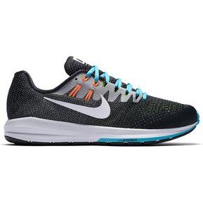 Agotado Tenis Deportivos Hombre Nike Air Zoom Structure 20-Negro eed9ee47391b7