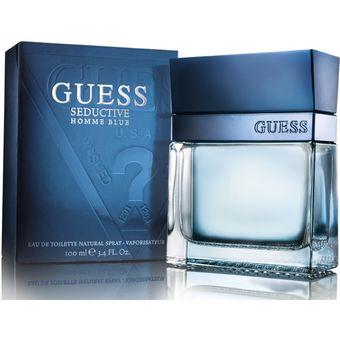 e8a784ea Compra Guess Seductive Homme Blue Guess Eau de Toilette 100 ML ...