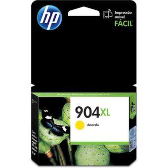 Cartucho de Tinta HP 904XL-Amarillo