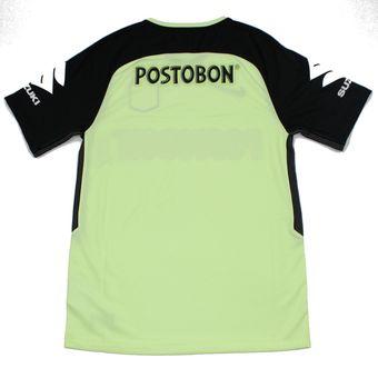 9504b1faf Compra Camiseta Nike De Atletico Nacional Visitante 2018 - Verde ...