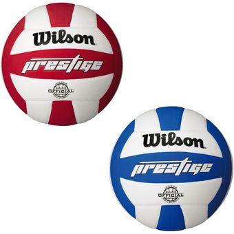 Compra Balón De Voleibol Wilson Pelota De Volleyball Prestige online ... 004a6d96561ff