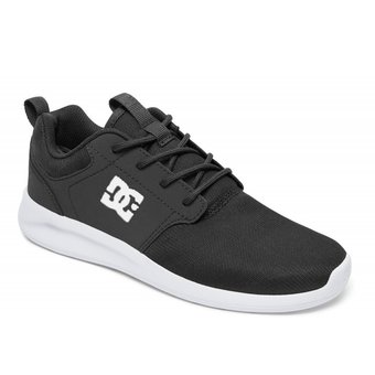 4e5aeeac80 Compra Tenis Skate Hombre DC Shoes Midway Sn-Negro online
