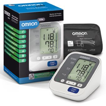 Tensiometro Digital De Brazo Automatico Omron Hem-7130elite-Gris