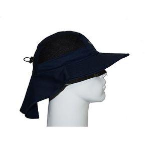 Sombrero Protección Al Sol Cabeza Cuello Y Orejas Kast Store Gorra - Azul 0e50645937d