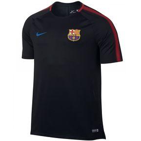 Camiseta Nike FC Barcelona Breathe Squad-Negro bd03ea9de8281