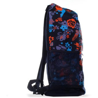 Mochila Adidas Linear Core Graphic DT5652 Azul Marino Mujer