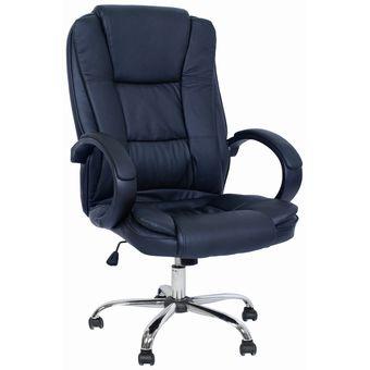 Compra sillas de oficina presidencial negro sd1 for Sillas de oficina peru