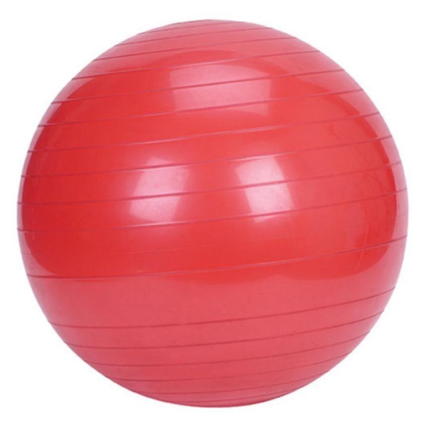 Pelota De Fitness/Esferodinamia  GMP  75cm Diámetro  Rojo