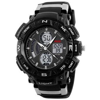 7899662aede1 Compra Relojes Hombre Reloj Deportivo Impermeable Al Aire Libre ...