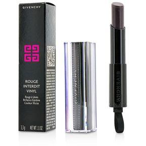 b34e3d08ff Givenchy Rouge Interdit Vinyl Color Enhancing Lipstick - # 16 Noir  Revelateur 3.3g