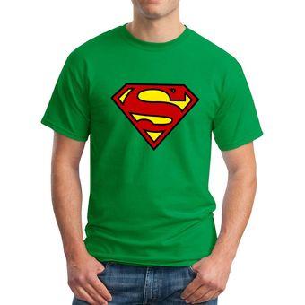 Compra Polo manga corta - D Nuñez - Superman - Verde perico online ... 100220ba0d5e