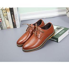 f448bc7b Negocios De Tamaño Grande Moda Hombre Invierno Verano Boda Suave Oficina Cuero  Zapatos Hombres De Marca