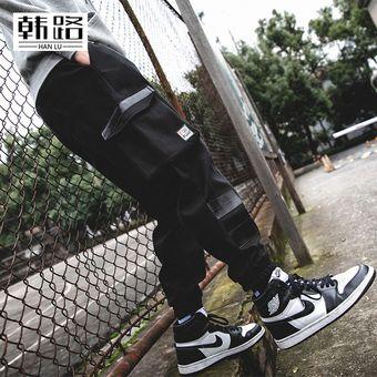 Pantalones Cargo Con Cordones Streetwear Mas Tamano Pantalon Para Hombre Linio Chile Ge657fa1j79pelacl