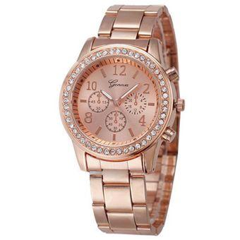 aa3c7a7c3bf4 Compra Reloj Geneva 501 Para Mujer - Bronce online