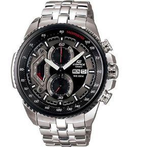 580c35798f57 Reloj Casio Edifice EF-558D-1A Cronografo Plateado Para Hombre