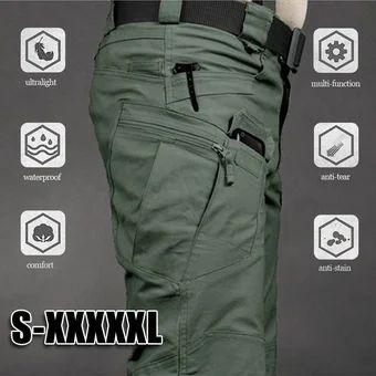 Pantalones Tacticos Para Hombres Pantalones Cargo Militares Linio Peru Ge582sp10uy3xlpe