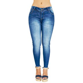 f8128c55c565c Jeans Mujer Pink Star Jeans Levantacola Colombianos