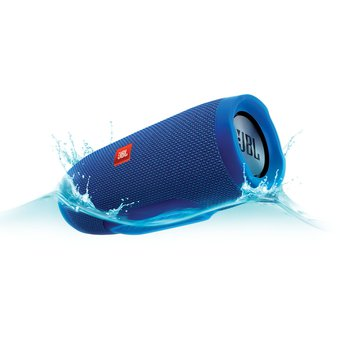 Parlante JBL Charge 3 BLUE Bluetooth Waterproof
