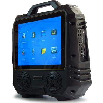 Equipo De Sonido Bluetooth Con Pantalla Karaoke American Sound PA-908UB