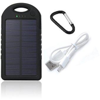sports shoes ab116 52c23 Agotado Power Bank - Cargador Portátil Solar 12,000 MAh