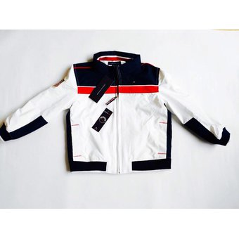 24693ac4c8a Compra Chaqueta Tommy Hilfiger Impermeable Para Niño online