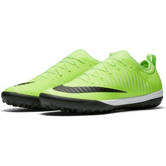 f771132fde04d Compra Guayos Fútbol Hombre Nike MercurialX Finale II TF -Verde ...
