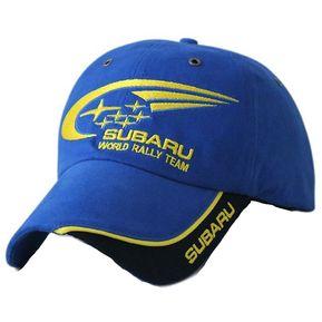 Gorra Subaru World Rally Team Azul c46938d463d