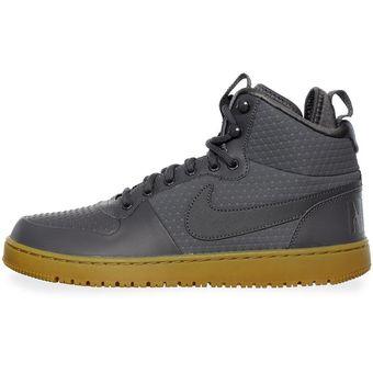 f156bffe68 Agotado Tenis Nike Court Borough Mid - AA0547001 - Gris Obscuro - Hombre