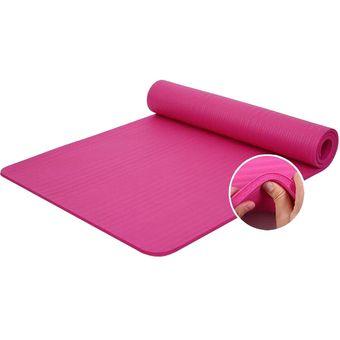 ec9e3a456 Compra Estera De Yoga Antideslizante NBR 183 61 1cm-Rosa online ...