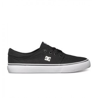 Compra Tenis Skate Hombre DC Shoes Trase Tx-Negro online  23838ddc98cdc