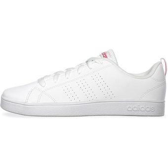 Compra Tenis Adidas Advantage Clean - BB9976 - Blanco - Joven online ... a452fec67e5b2